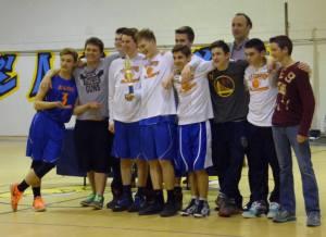 blazers trophy